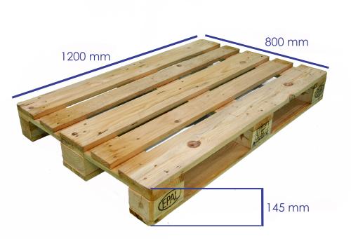Europalets palets en madrid - Cuanto cuesta un palet de madera ...