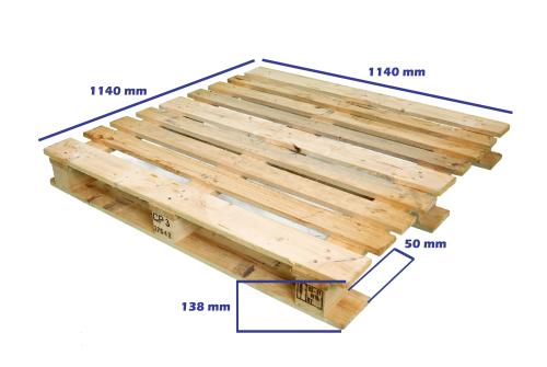 Palets cp industria qu mica palets en madrid - Cuanto cuesta un palet de madera ...
